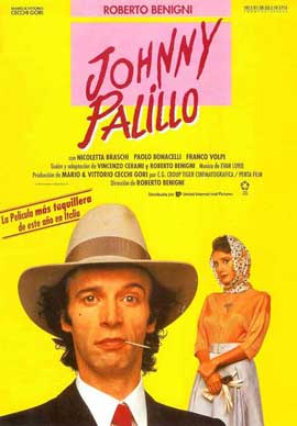Johnny Stecchino - 11 x 17 Movie Poster - Spanish Style A