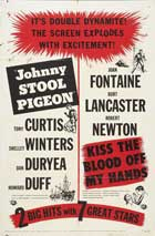 Johnny Stool Pigeon - 11 x 17 Movie Poster - Style B