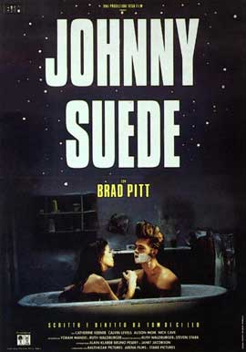 Johnny Suede - 11 x 17 Movie Poster - Italian Style A
