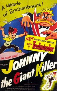 Johnny the Giant Killer - 11 x 14 Movie Poster - Style A
