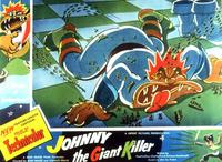 Johnny the Giant Killer - 11 x 14 Movie Poster - Style B