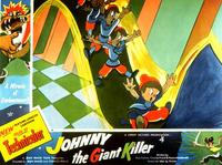 Johnny the Giant Killer - 11 x 14 Movie Poster - Style D