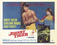 Johnny Tiger - 11 x 14 Movie Poster - Style A