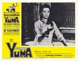 Johnny Yuma - 11 x 14 Movie Poster - Style B