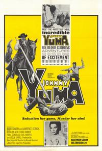 Johnny Yuma - 27 x 40 Movie Poster - Style A