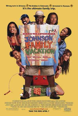 Johnson Family Vacation - 11 x 17 Movie Poster - Style A