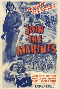 Join the Marines - 27 x 40 Movie Poster - Style A