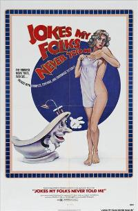 Jokes My Folks Never Told Me - 43 x 62 Movie Poster - Bus Shelter Style A
