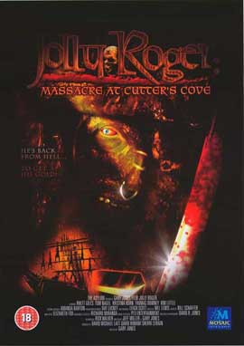 Jolly Roger: Massacre at Cutter's Cove - 11 x 17 Movie Poster - Style A