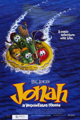 Jonah: A Veggie Tales Movie - 11 x 17 Movie Poster - Style A