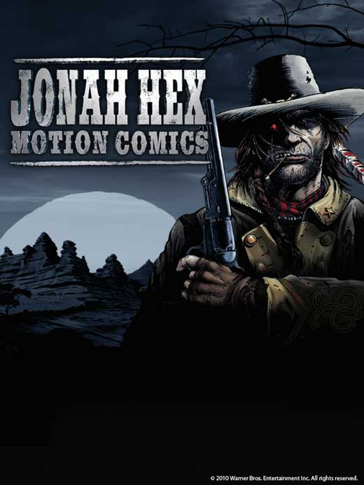 Jonah Hex: Motion Comics movie
