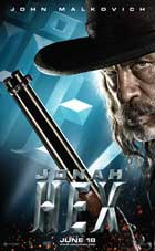 Jonah Hex - 11 x 17 Movie Poster - Style E