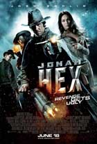 Jonah Hex - DS 1 Sheet Movie Poster - Style A