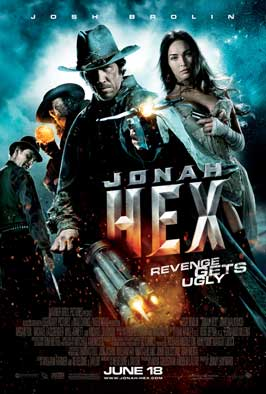 Jonah Hex - 43 x 62 Movie Poster - Bus Shelter Style A