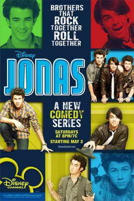 Jonas Brothers - 11 x 17 TV Poster - Style B