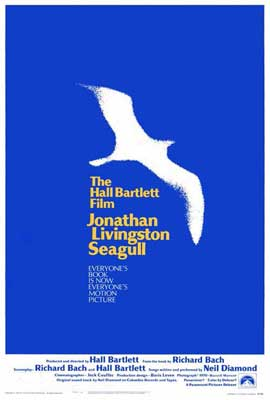 Jonathan Livingston Seagull - 27 x 40 Movie Poster - Style A