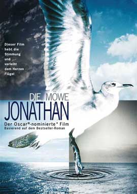 Jonathan Livingston Seagull - 27 x 40 Movie Poster - German Style A