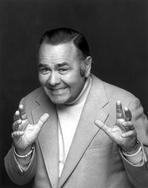 Jonathan Winters - Bruce Lee wearing a Sun Glasses