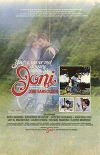 Joni - 11 x 17 Movie Poster - Style A