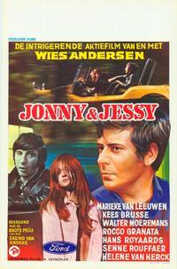 Jonny & Jessy - 27 x 40 Movie Poster - Belgian Style A