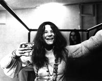 Janis Joplin - 8 x 10 B&W Photo #1