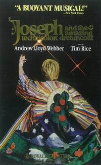 Joseph and the Amazing Technicolor Dreamcoat (Broadway) - 11 x 17 Poster - Style A