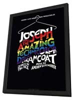 Joseph and the Amazing Technicolor Dreamcoat (Broadway) - 11 x 17 Poster - Style A - in Deluxe Wood Frame