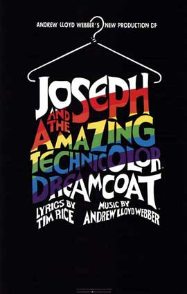 Joseph and the Amazing Technicolor Dreamcoat (Broadway) - 27 x 40 Poster - Style A