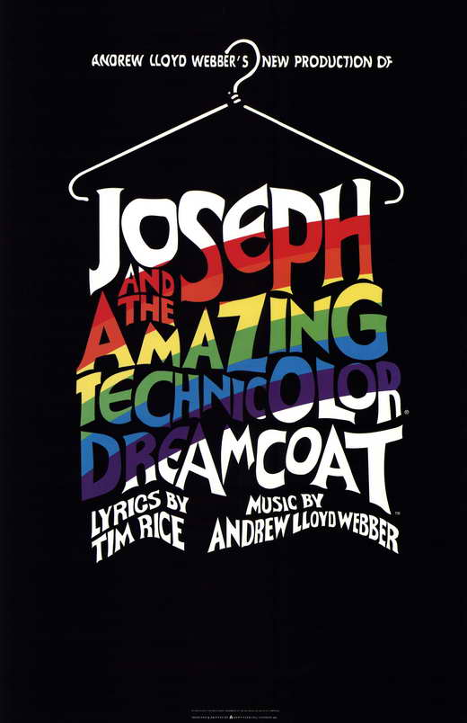 Joseph And The Amazing Technicolor Dreamcoat Broadway