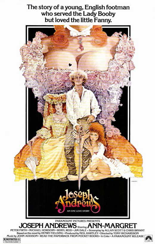 joseph andrews characters Joseph andrews ~ composed and conducted by john addison  the cast  included peter firth as the eponymous joseph, ann-margret as lady booby,  michael  conjuring up the world of fielding and all of the film's colorful  characters.