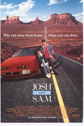 Josh and S.A.M. - 27 x 40 Movie Poster - Style A