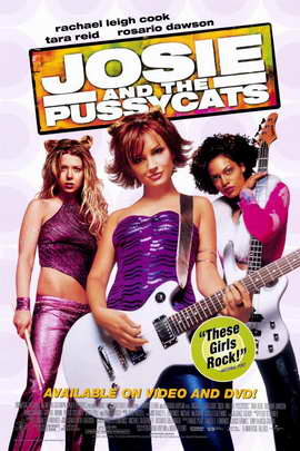 Josie and the Pussycats - 11 x 17 Movie Poster - Style A