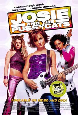 Josie and the Pussycats - 27 x 40 Movie Poster - Style A
