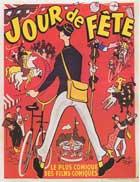 Jour de Fete - 27 x 40 Movie Poster - French Style A