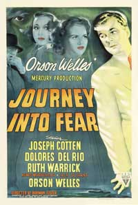Journey into Fear - 11 x 17 Movie Poster - Style A