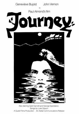Journey - 11 x 17 Movie Poster - Style A