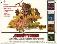 Journey to Shiloh - 11 x 14 Movie Poster - Style A