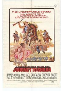 Journey to Shiloh - 27 x 40 Movie Poster - Style A