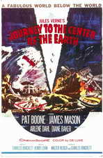 Journey to the Center of the Earth - 11 x 17 Movie Poster - Style A