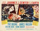 Journey to the Center of the Earth - 22 x 28 Movie Poster - Half Sheet Style A