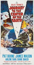 Journey to the Center of the Earth - 20 x 40 Movie Poster - Style A