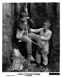Journey to the Center of the Earth - 8 x 10 B&W Photo #1