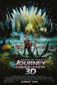 Journey to the Center of the Earth - 43 x 62 Movie Poster - Bus Shelter Style A
