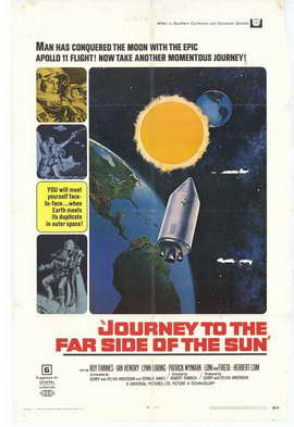 Journey to the Far Side of the Sun - 27 x 40 Movie Poster - Style A