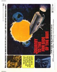 Journey to the Far Side of the Sun - 22 x 28 Movie Poster - Half Sheet Style A