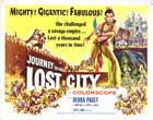 Journey to the Lost City - 11 x 14 Movie Poster - Style A