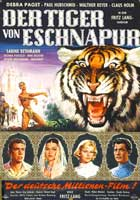 Journey to the Lost City - 11 x 17 Movie Poster - German Style A