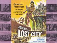 Journey to the Lost City - 11 x 17 Movie Poster - Style C