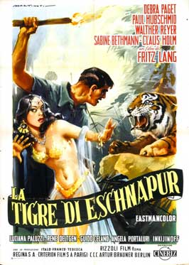 Journey to the Lost City - 11 x 17 Movie Poster - Italian Style A