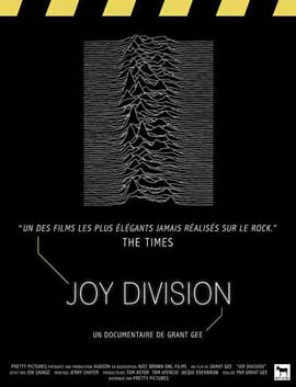 Joy Division - 11 x 17 Movie Poster - French Style A